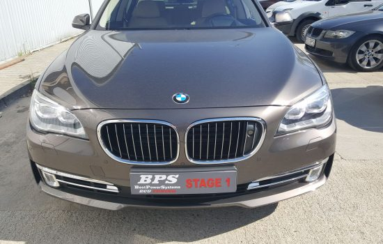 Chip tuning BMW F