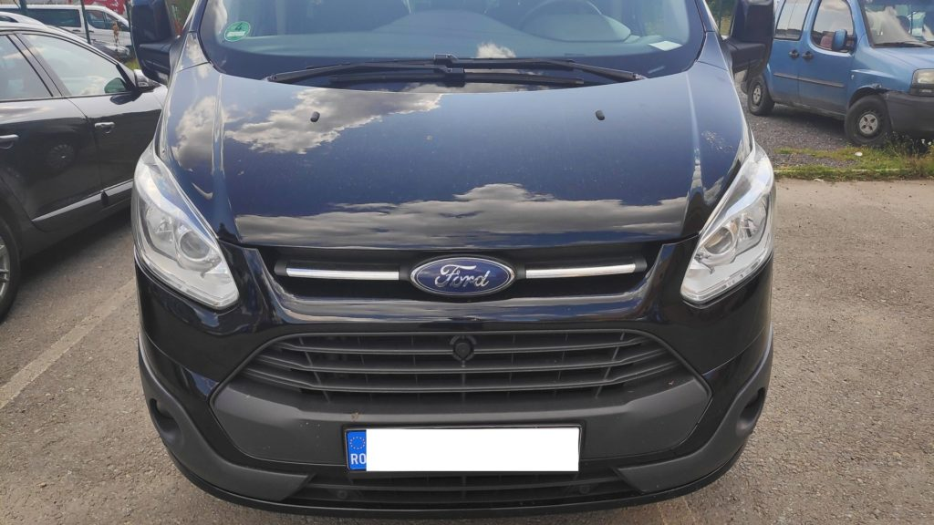 Chip tuning Ford