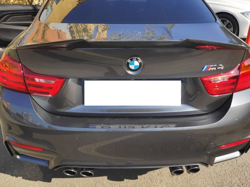 Chip tuning BMW M4