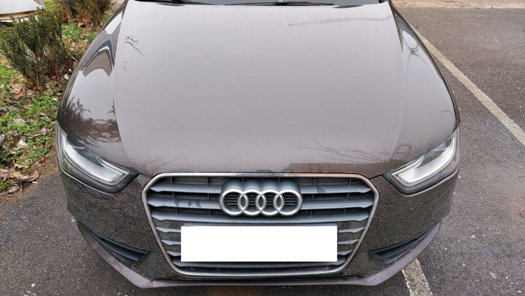 Chip tuning Stage 1 Audi