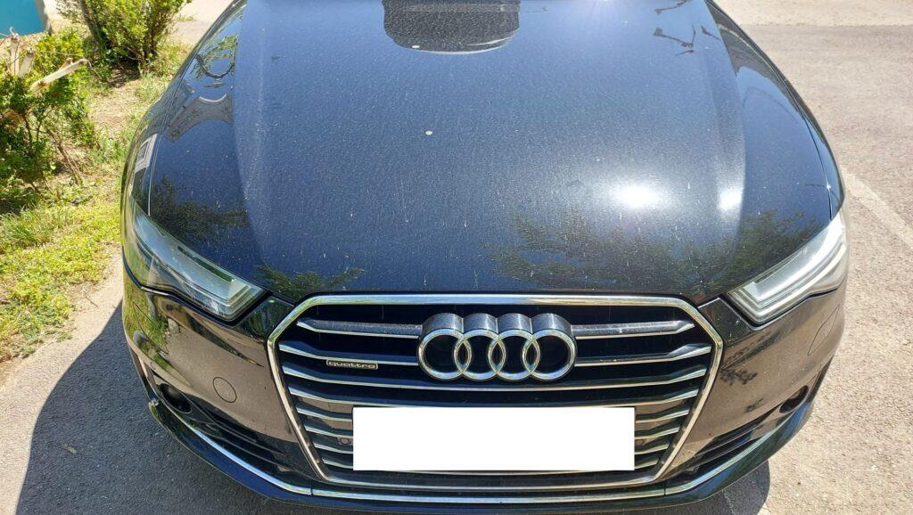 Stage 1 Audi