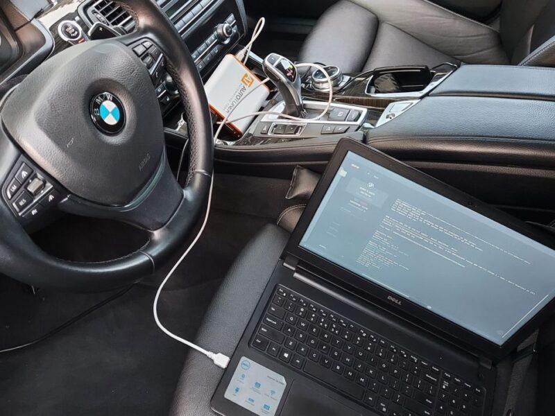 Stage 1 BMW